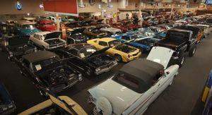متحف سيارات شيفروليه الكلاسيكية يعرض مجموعته الكاملة للبيع في مزاد