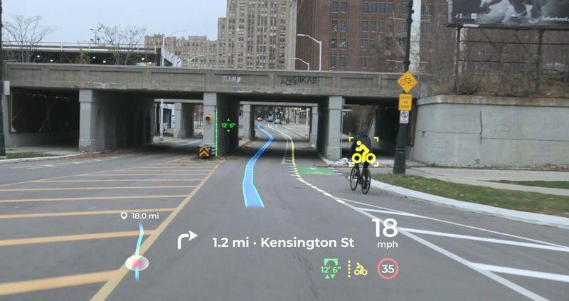 باناسونيك تكشف عن تقنية واقع معزز جديدة للسيارات بالذكاء الاصطناعي