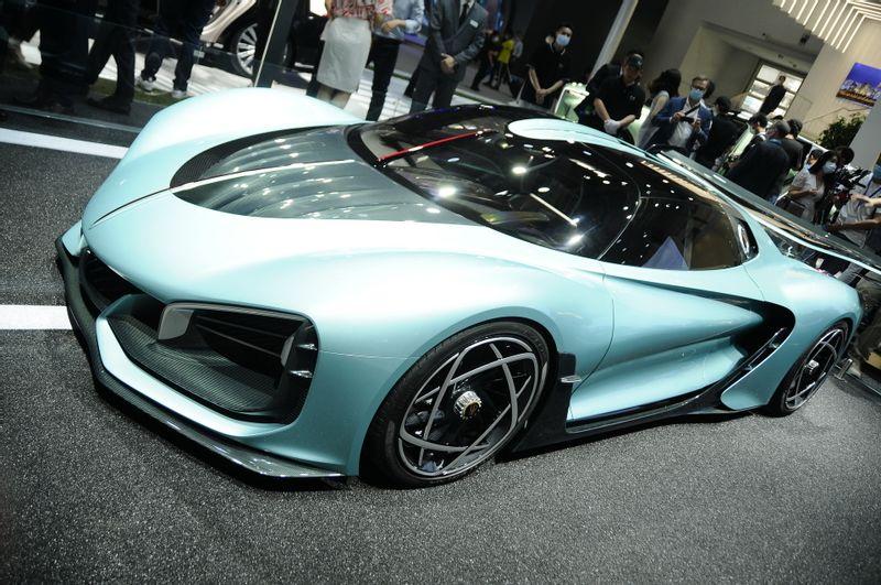 علامة هونكي قد تصنع سيارة S9 سوبركار بقوة 1400 حصان في إيطاليا