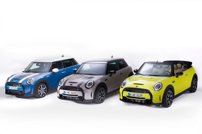 Mohamed Yousuf Naghi Motors' welcomes the new MINI Hatch and MINI Convertible