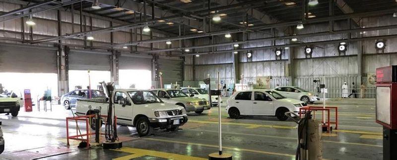 """""""الفحص الدوري"""": يعلن مواعيد عمل محطات الفحص الفني الدوري للسيارات خلال رمضان"""