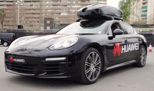 هواوي تؤكد على تطوير سيارة ذاتية القيادة لمنافسة تيسلا وأبل