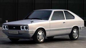 """هيونداي تعيد إحياء أول موديل للعلامة """"بوني"""" على هيئة سيارة اختبارية كهربائية"""