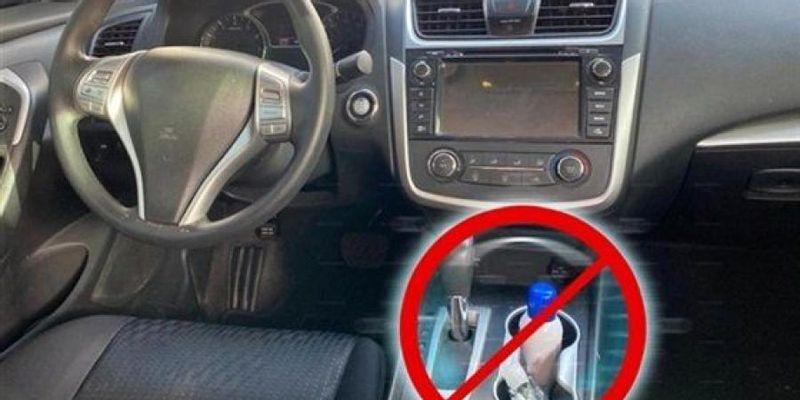 5 أشياء يجب الحذر من تركها داخل السيارة لخطورتها الشديدة!