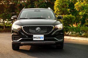 MG السعودية تستعرض طرازها الكهربائي MG ZS EV تزامناً مع  اليوم العالمي للبيئة