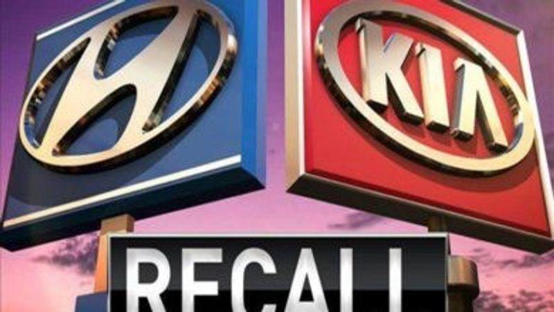 استدعاء مليون سيارة كيا وهيونداي بسبب عيوب مصنعية في ديسمبر 2019