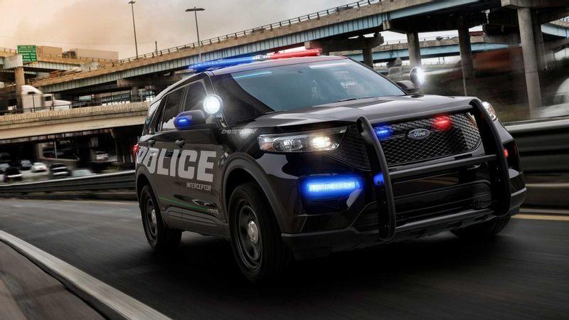 فورد تكشف عن إكسبلورر 2020 الجديدة المخصصة للشرطة