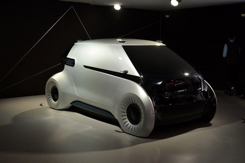 هيونداي موبيس تكشف عن سيارة اختبارية ذاتية القيادة هي الأكثر أماناً