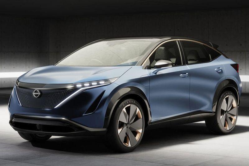 نيسان آريا كروس اوفر الكهربائية ستكون أسرع من سيارات Z الرياضية