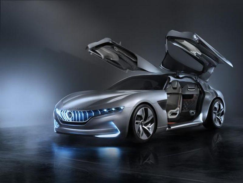شركة Pininfarina تكشف عن أسرع سيارة رياضية كهربائية سرعتها 400 كلم بسعر 7.5 مليون ريال