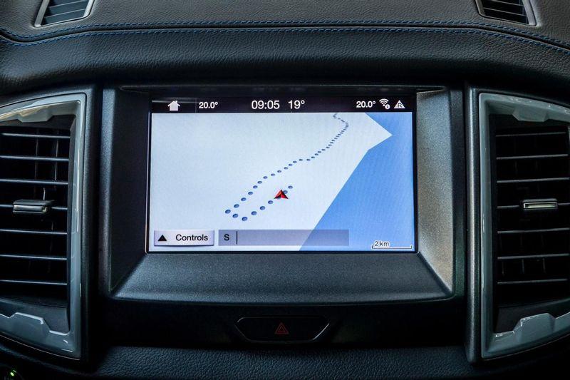 تقنية Satnav Breadcrumbs لفورد تساعد السائقين على إيجاد طريق العودة بعد المغامرات