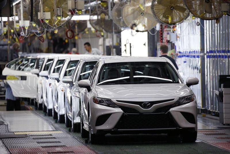 تويوتا توقف الإنتاج في الصين بسبب فيروس كورونا