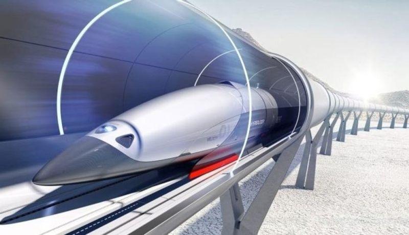 توقيع عقد استخدام تكنولوجيا الهايبرلوب.. يقطع المسافة بين الرياض وجدة في 46 دقيقة!