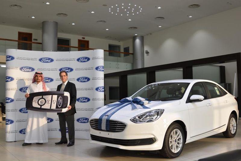 شركة محمد يوسف ناغي للسيارات – فورد تعلن إسم الفائز باسكورت 2020 الجديدة بالكامل