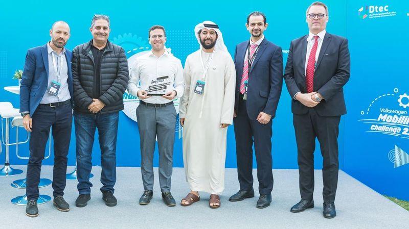 فريق SHORAGES يفوز بتحدي فولكس واجن للتنقل ضمن فعاليات مؤتمرSTEP 2020