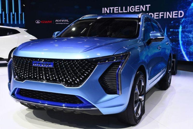 جريت وول تكشف عن سيارة المستقبل لـ 2025 HAVAL Concept H