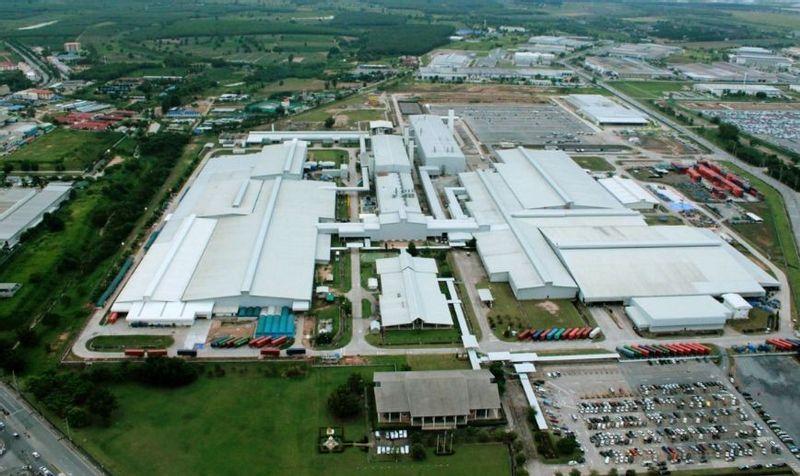 جريت وول موتورز توقع اتفاقية لشراء مصنع جنرال موتورز في تايلاند